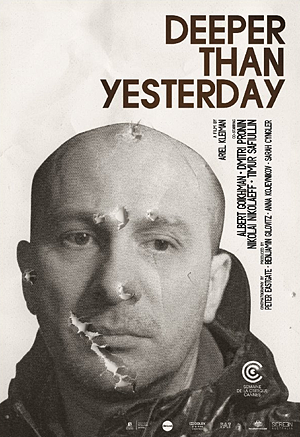Deeper Than Yesterday poster