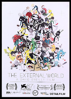 Poster for The External World