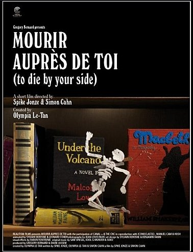 Poster for To Die By Your Side (Mourir auprès de toi)