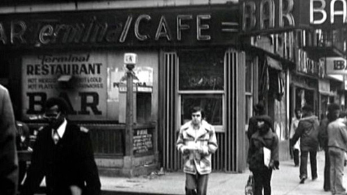 Still from Terminal Bar