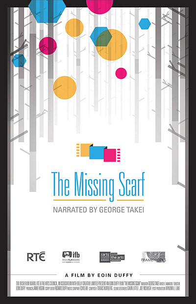 Poster for The Missing Scarf