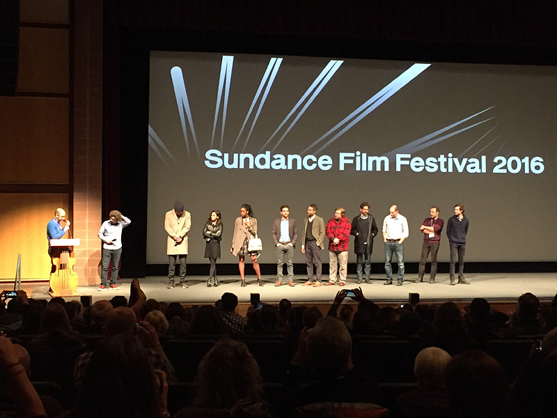 Complete Unknown - Sundance Film Festival 2016
