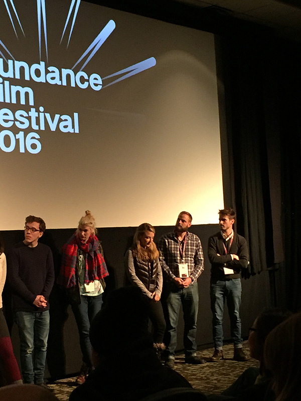Shorts Award Winers - Sundance Film Festival 2016