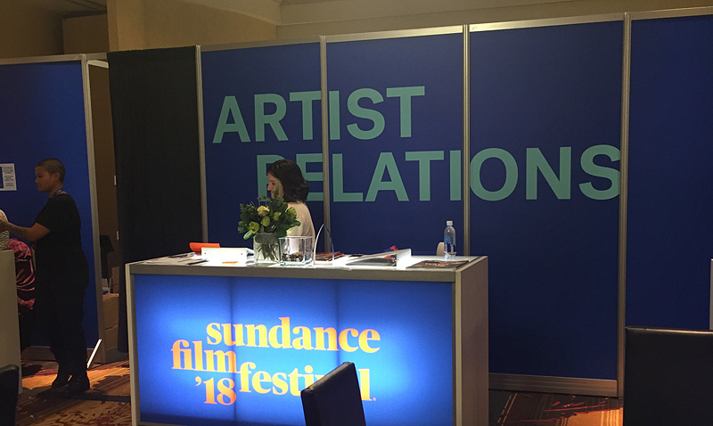 Artist Elations at Sundance 2018