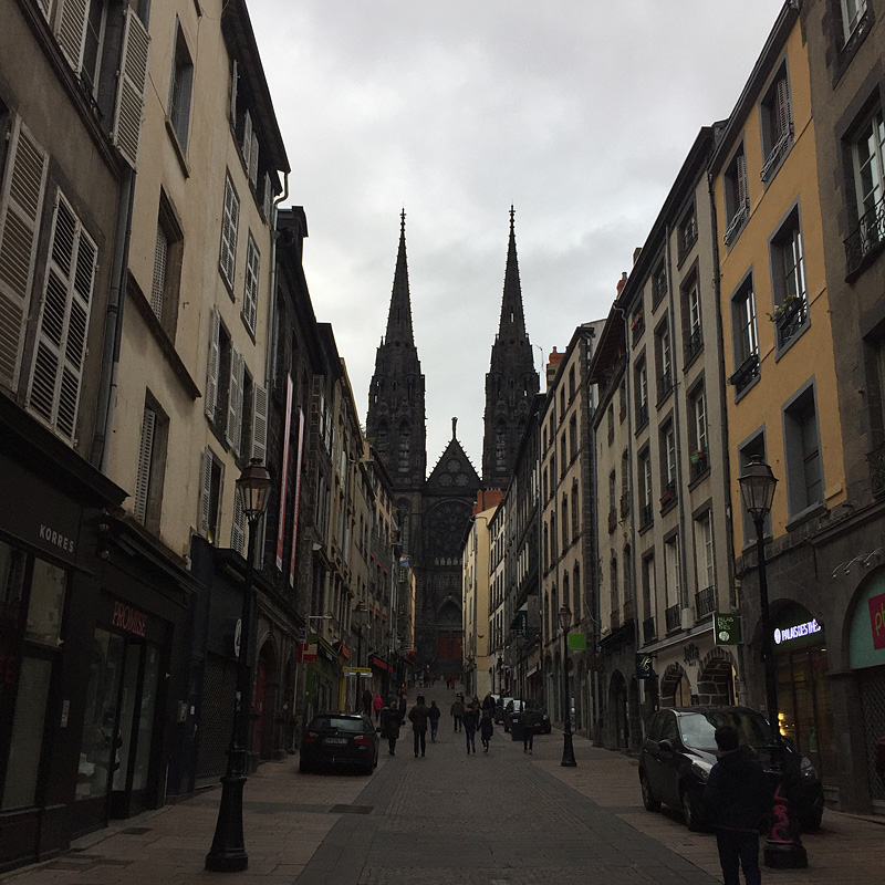 Cathedral, Clermont-Ferrand