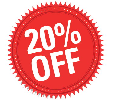 20% Off Submission Fees for June 2018