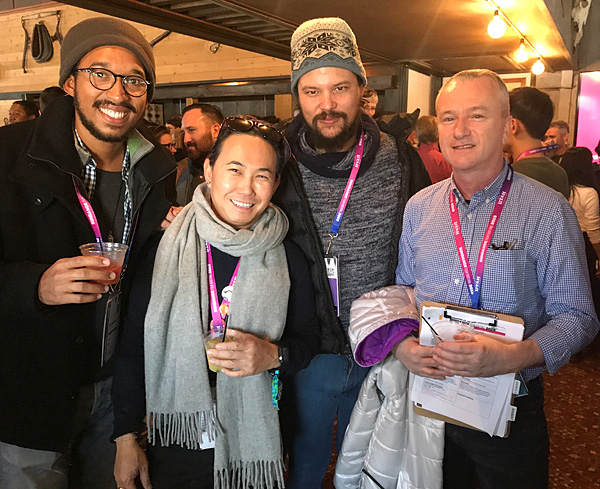 Sundance: Queer Brunch with team from End