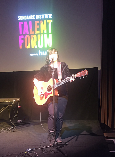 Carla Patullo - Sundance Talent Forum Closing Party 2019