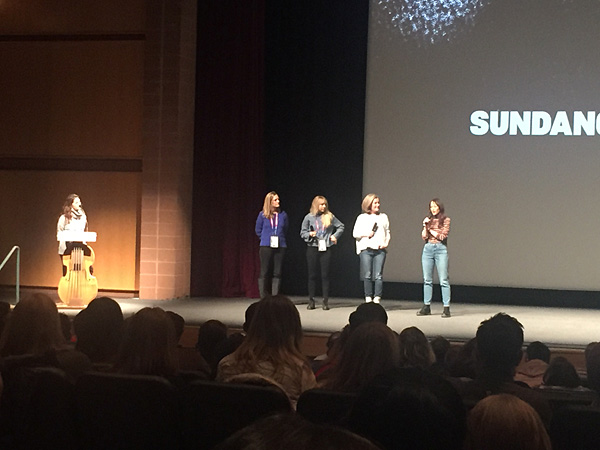 To The Stars Q&A - Sundance 2019