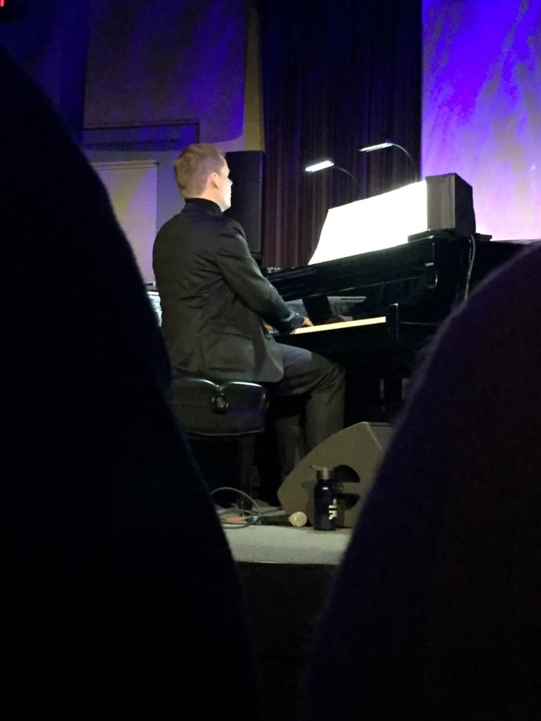 Max Richter Plays Sleep Sundance 2020