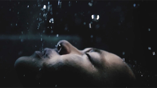Still from ROUGH WATERS