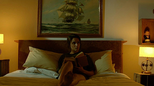 Still from LE FILS DU CAPITAINE