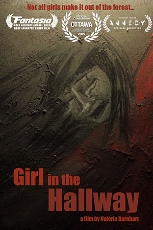 Girl in the Hallway [poster image]